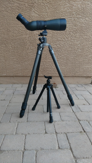 Best Spotting Scope Tripod for Hunting gitzo vs vortex 2