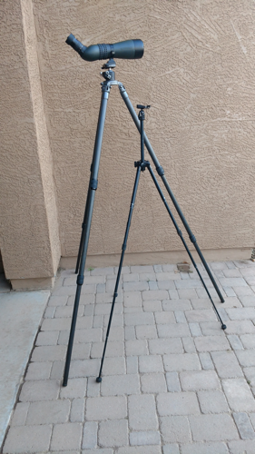 Best Spotting Scope Tripod for Hunting Gitzo