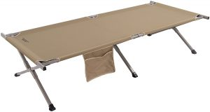 Best Camping Cot for Bad Backs ALPS XL