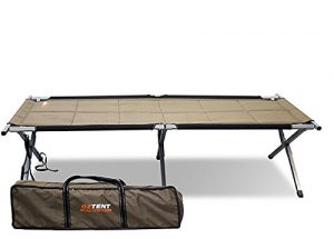 Best Camping Cot for Bad Backs OZTent