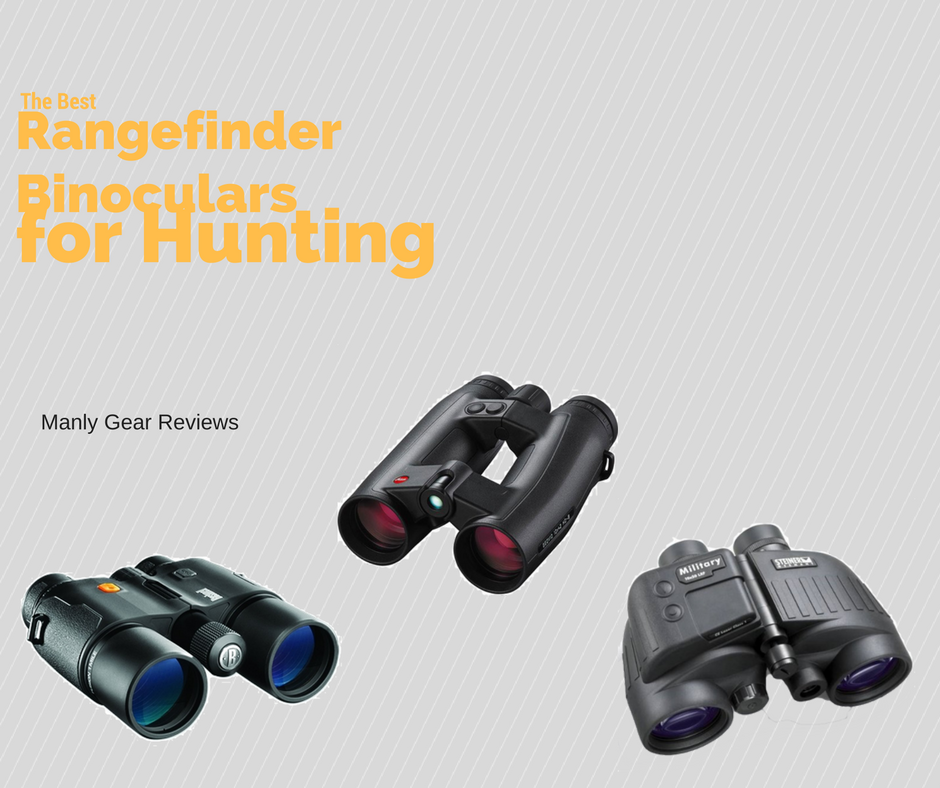 Best Rangefinder Binoculars for Hunting