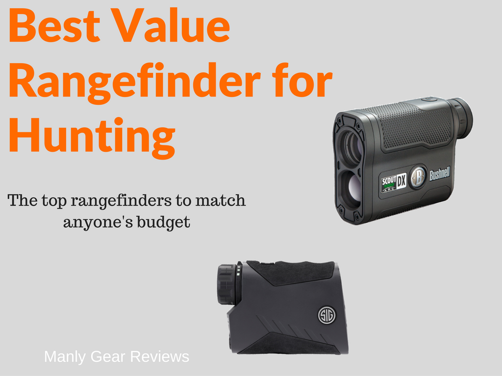 Best Value Rangefinder for Hunting