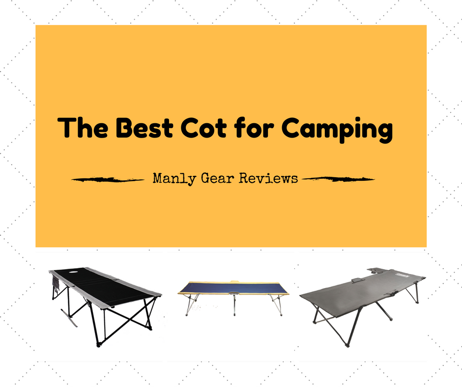 Best Cot for Camping
