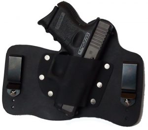 Best IWB Holster for Glock 26 foxx hybrid