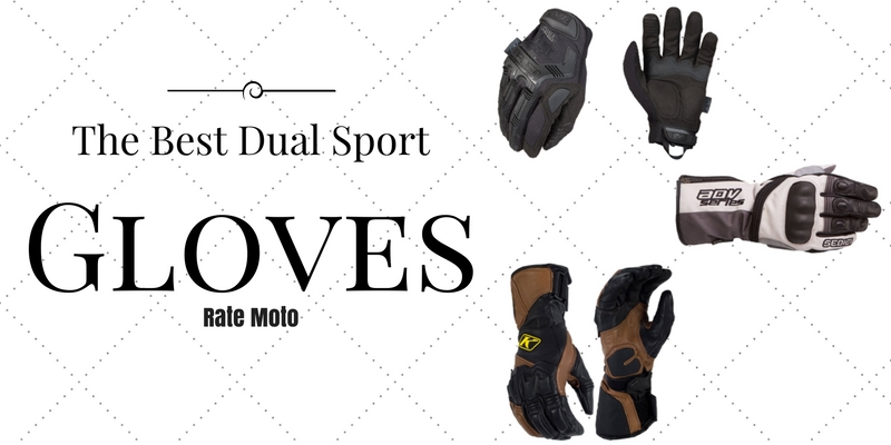 The Best Dual Sport Gloves
