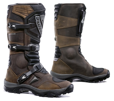 best dual sport and adventure boots