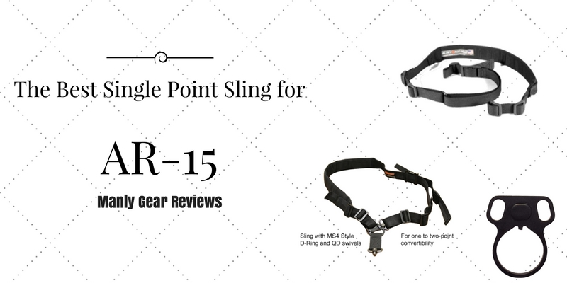 The Best Single Point Sling for AR15