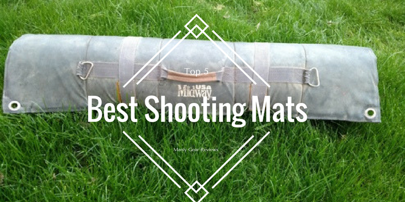 The 5 Best Shooting Mats For Prone Hunting And
