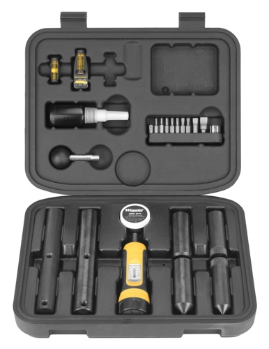 best scope mounting and ring lapping kit