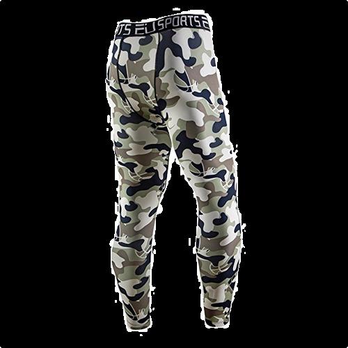 best base layer EU pants camo