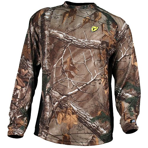 best base layer for hunting robinson scent blocker shirt