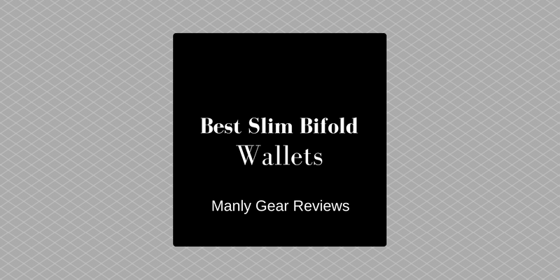 best thin bifold wallet