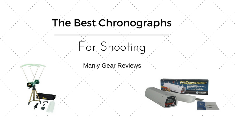 Best Chronograph for Shooting