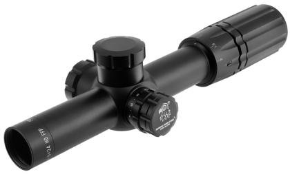 best 1-6 ffp scope