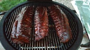 kamado joe big joe ribs