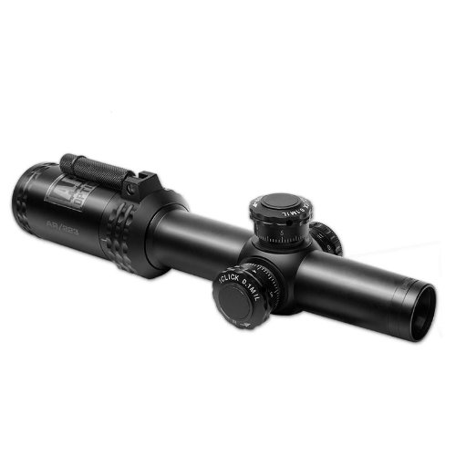 best budget 1-4 scope bushnell