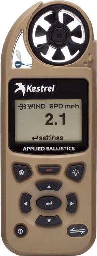 best ballistic wind meter for shooting